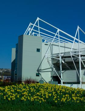 About the Liberty Stadium